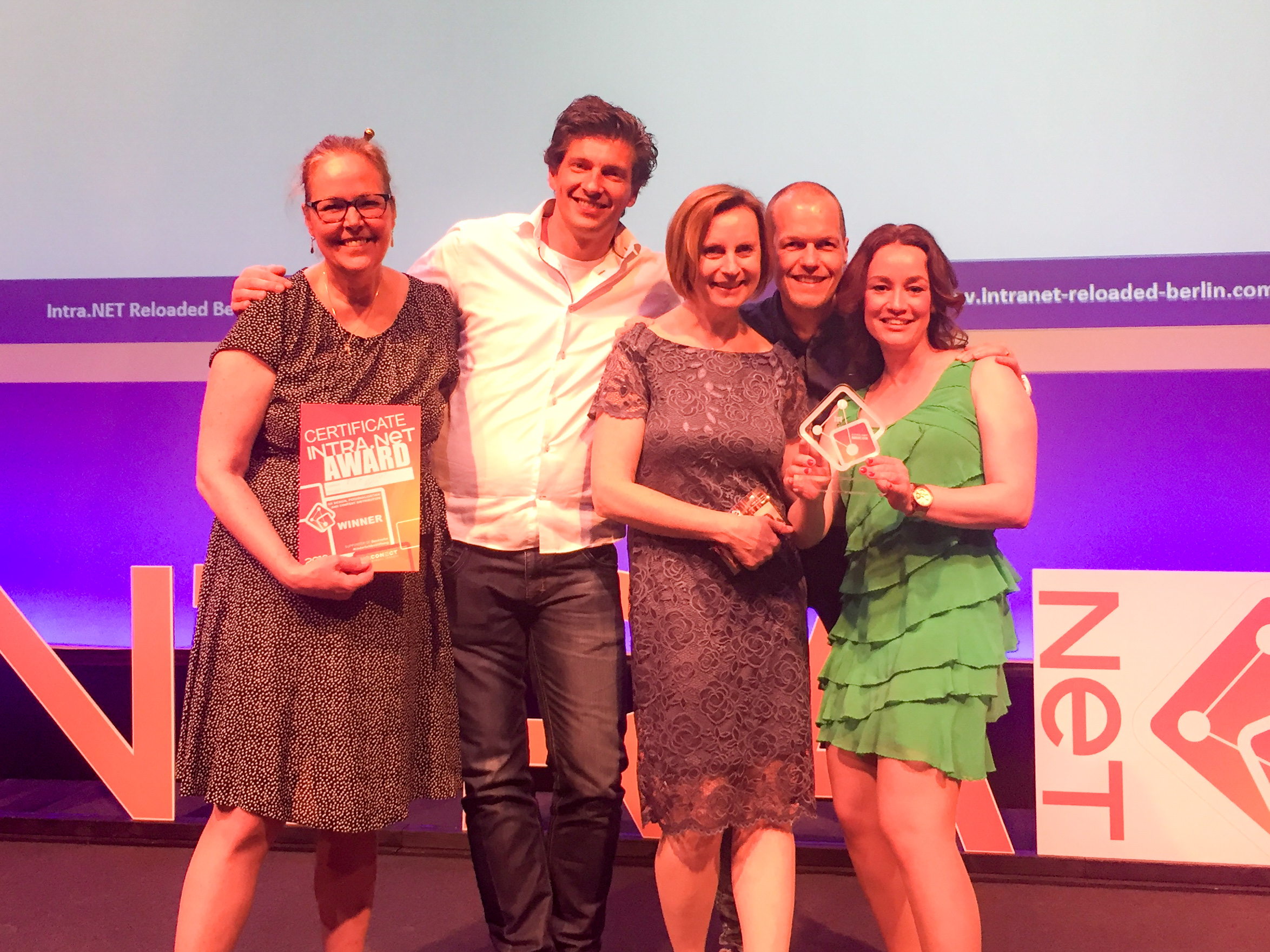 The story behind Rijn IJssel's award winning social intranet